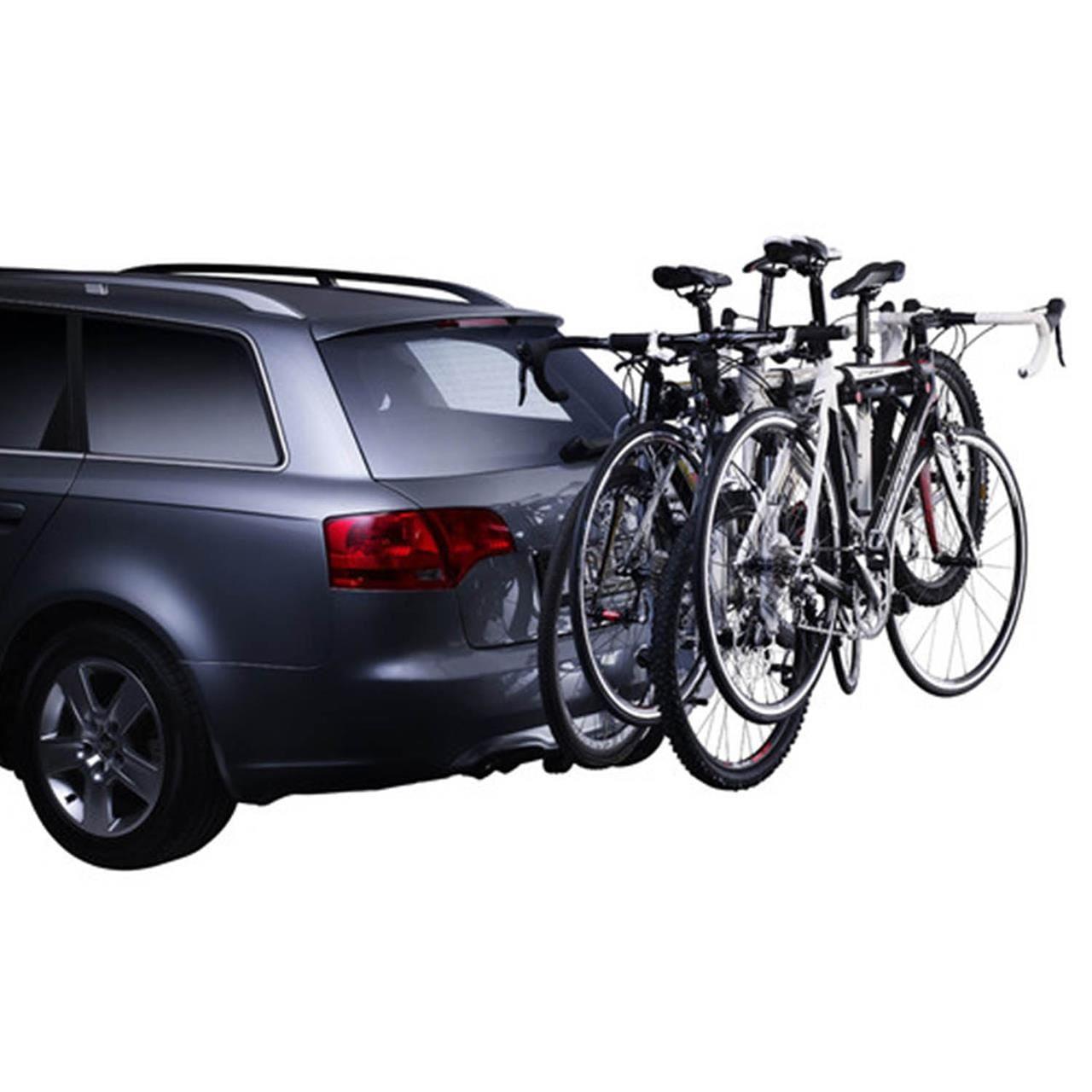 Suport biciclete Thule HangOn 9708 cu prindere pe carligul de remorcare pentru 4 biciclete 2