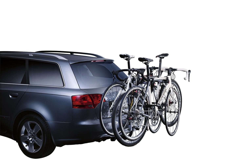Suport biciclete Thule HangOn 972 cu prindere pe carligul de remorcare pentru 3 biciclete 2