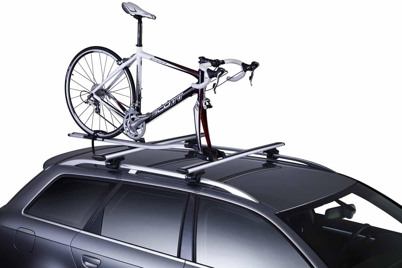 Suport biciclete Thule OutRide 561 cu prindere pe bare transversale 3