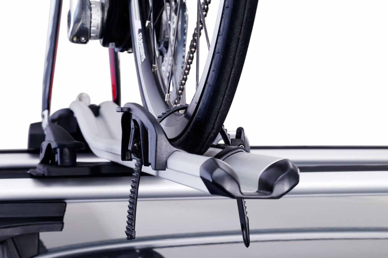 Suport biciclete Thule OutRide 561 cu prindere pe bare transversale 5
