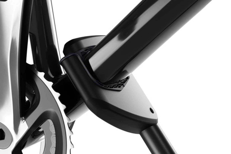 Suport biciclete Thule ProRide 598 Negru cu prindere pe bare transversale 9