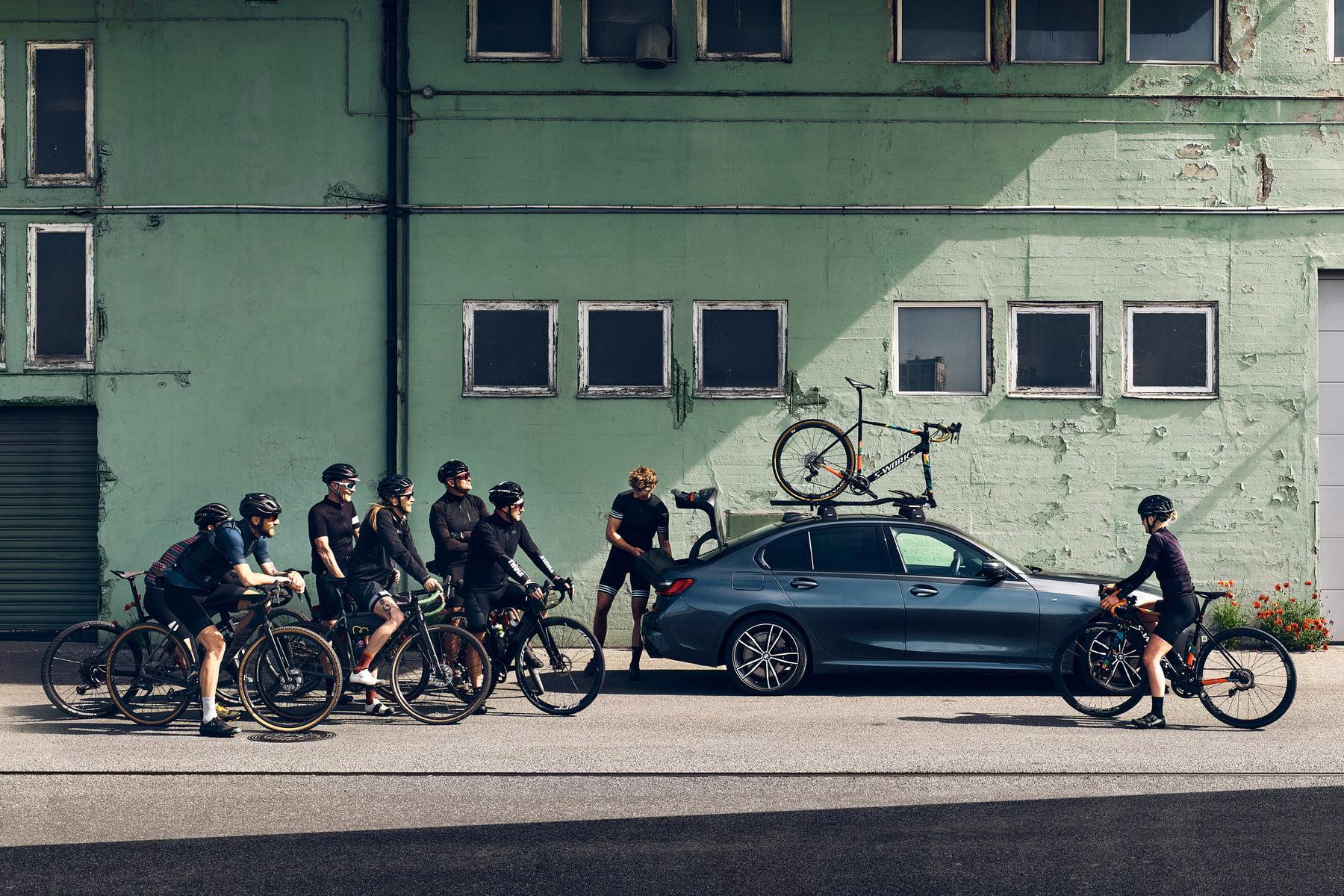 Suport biciclete Thule TopRide cu prindere pe bare transversale 2