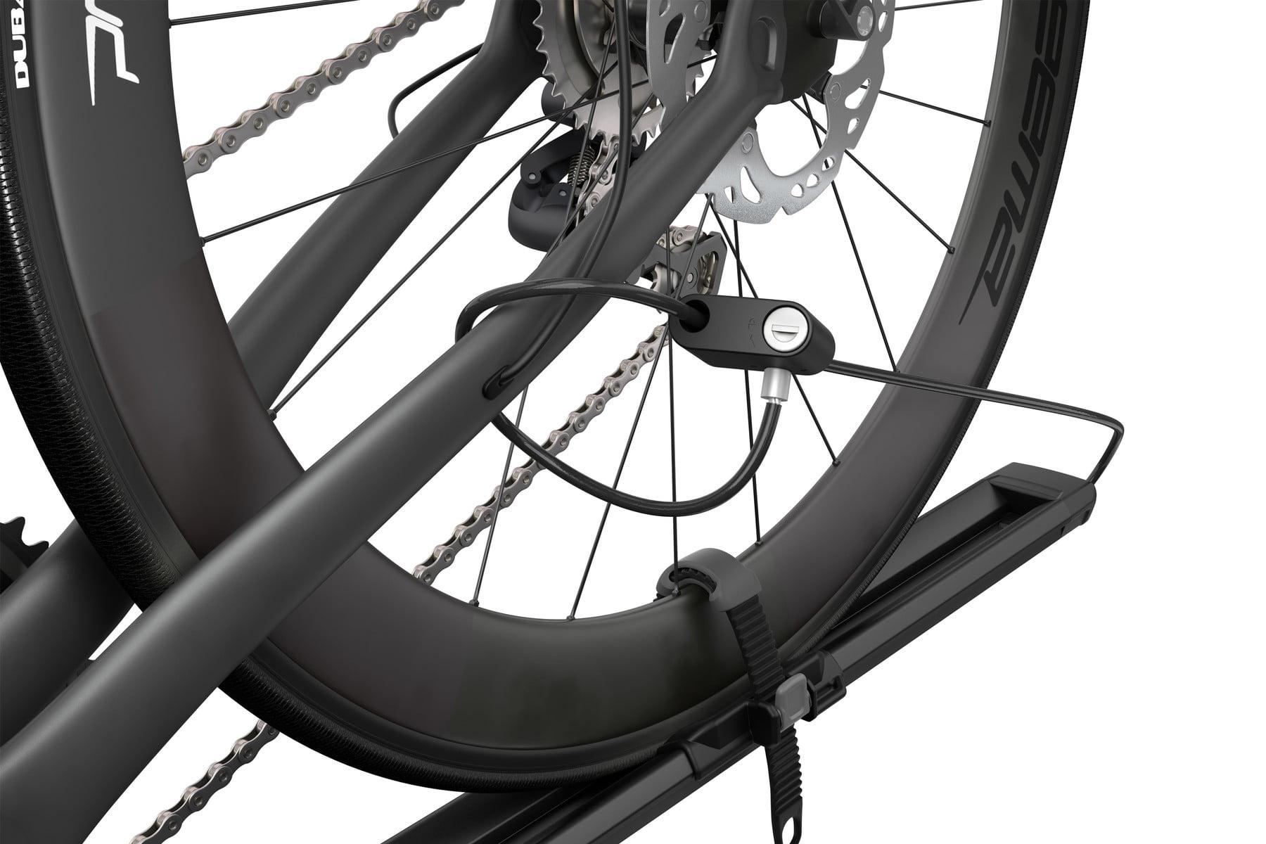 Suport biciclete Thule TopRide cu prindere pe bare transversale 7