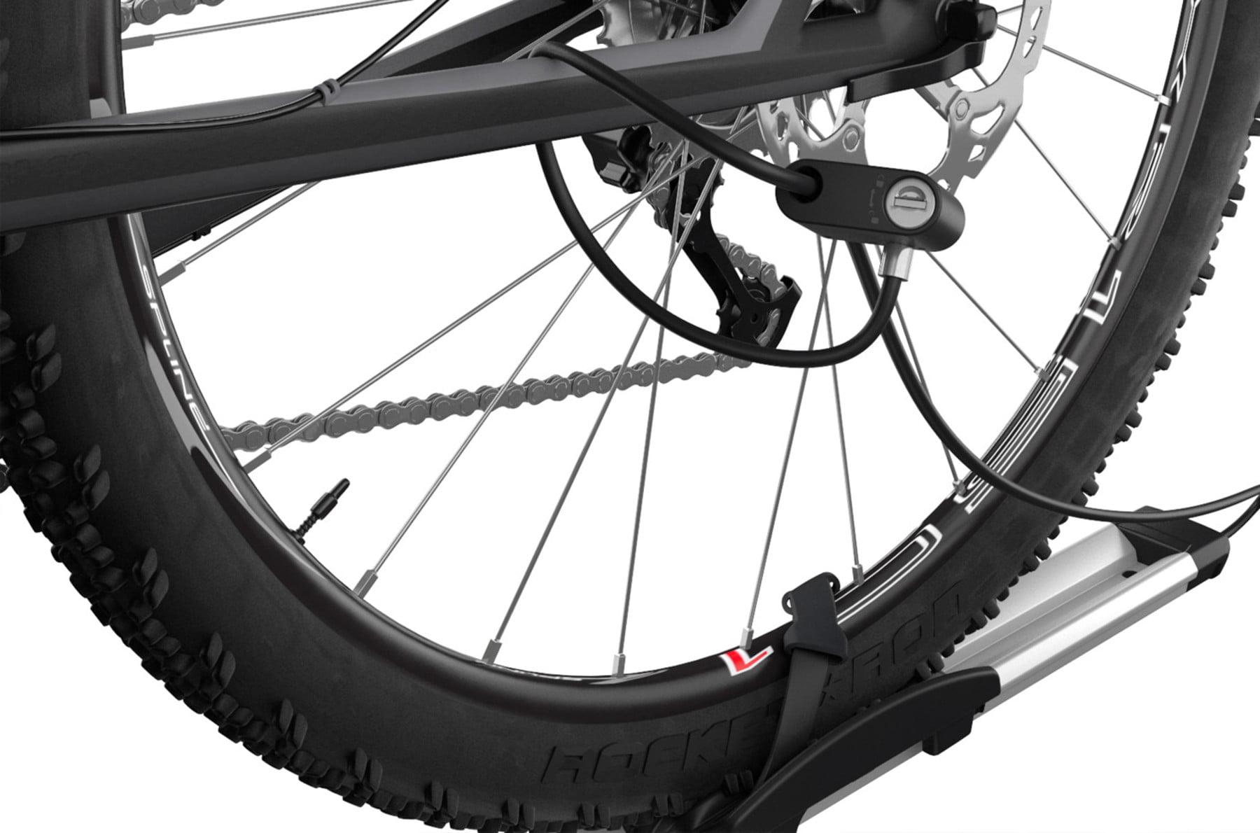 Suport biciclete Thule UpRide 599 cu prindere pe bare transversale 7