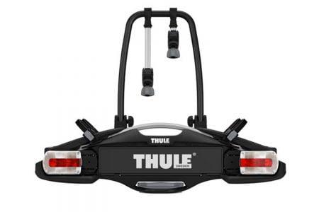 Suport biciclete Thule VeloCompact 925 cu prindere pe carligul de remorcare pentru 2 biciclete 1