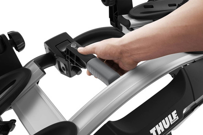 Suport biciclete Thule VeloCompact 925 cu prindere pe carligul de remorcare pentru 2 biciclete 8