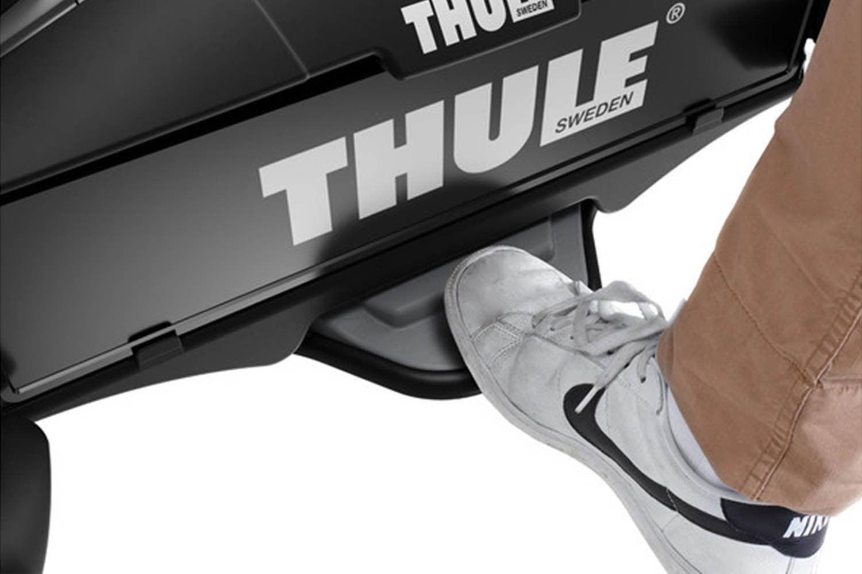 Suport biciclete Thule VeloCompact 925 cu prindere pe carligul de remorcare pentru 2 biciclete 9