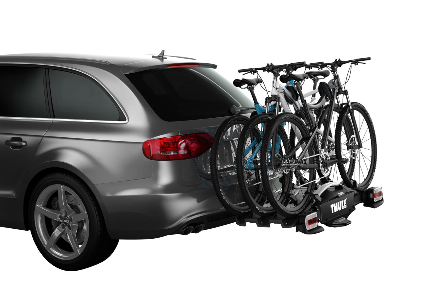 Suport biciclete Thule VeloCompact 927 cu prindere pe carligul de remorcare 2