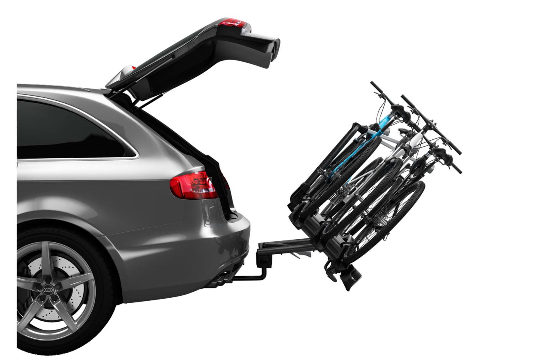 Suport biciclete Thule VeloCompact 927 cu prindere pe carligul de remorcare 5