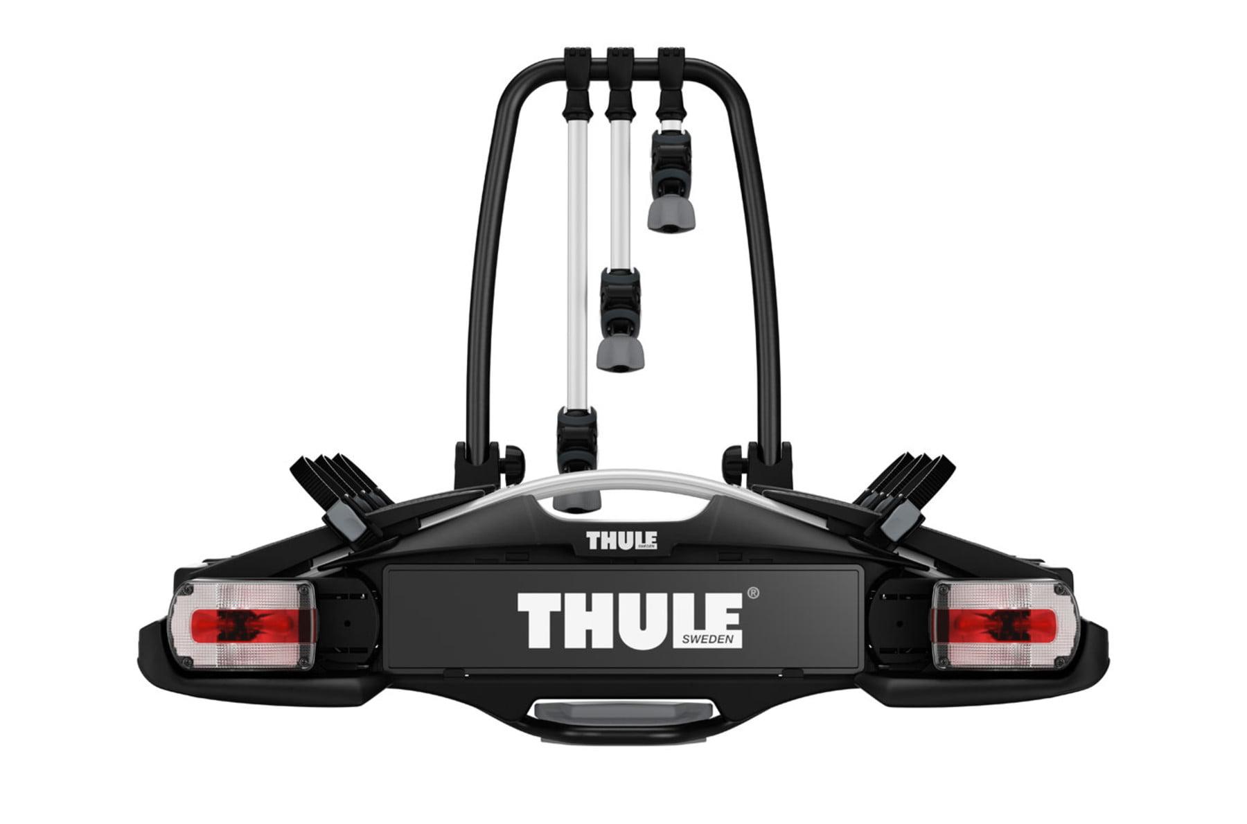 Suport biciclete Thule VeloCompact 927 cu prindere pe carligul de remorcare 7