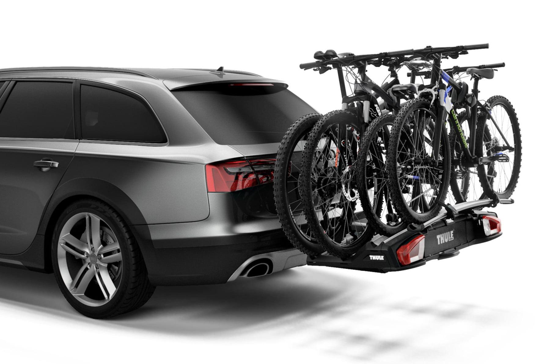 Suport pentru 3 biciclete Thule VeloSpace 939 XT3 cu prindere pe carligul de remorcare 10