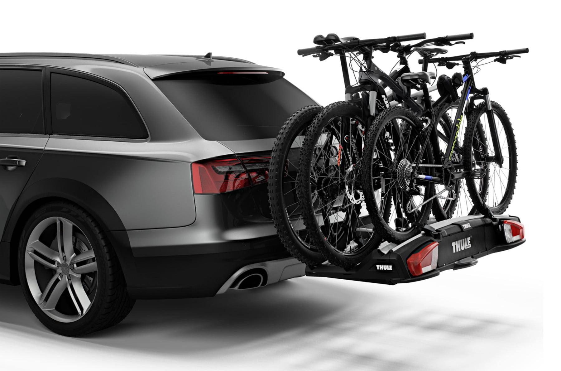 Suport pentru 3 biciclete Thule VeloSpace 939 XT3 cu prindere pe carligul de remorcare 2