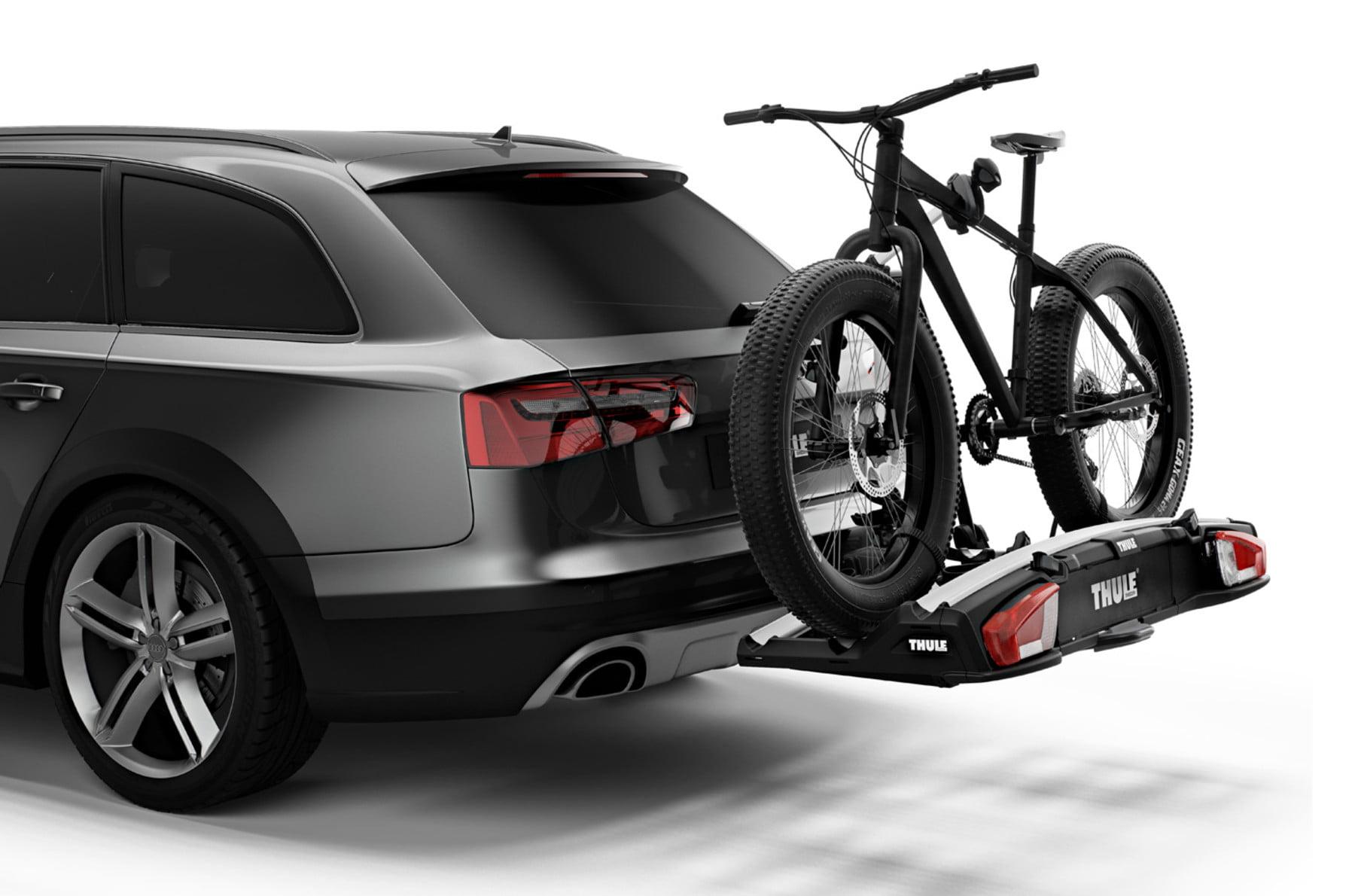 Suport pentru 3 biciclete Thule VeloSpace 939 XT3 cu prindere pe carligul de remorcare 3