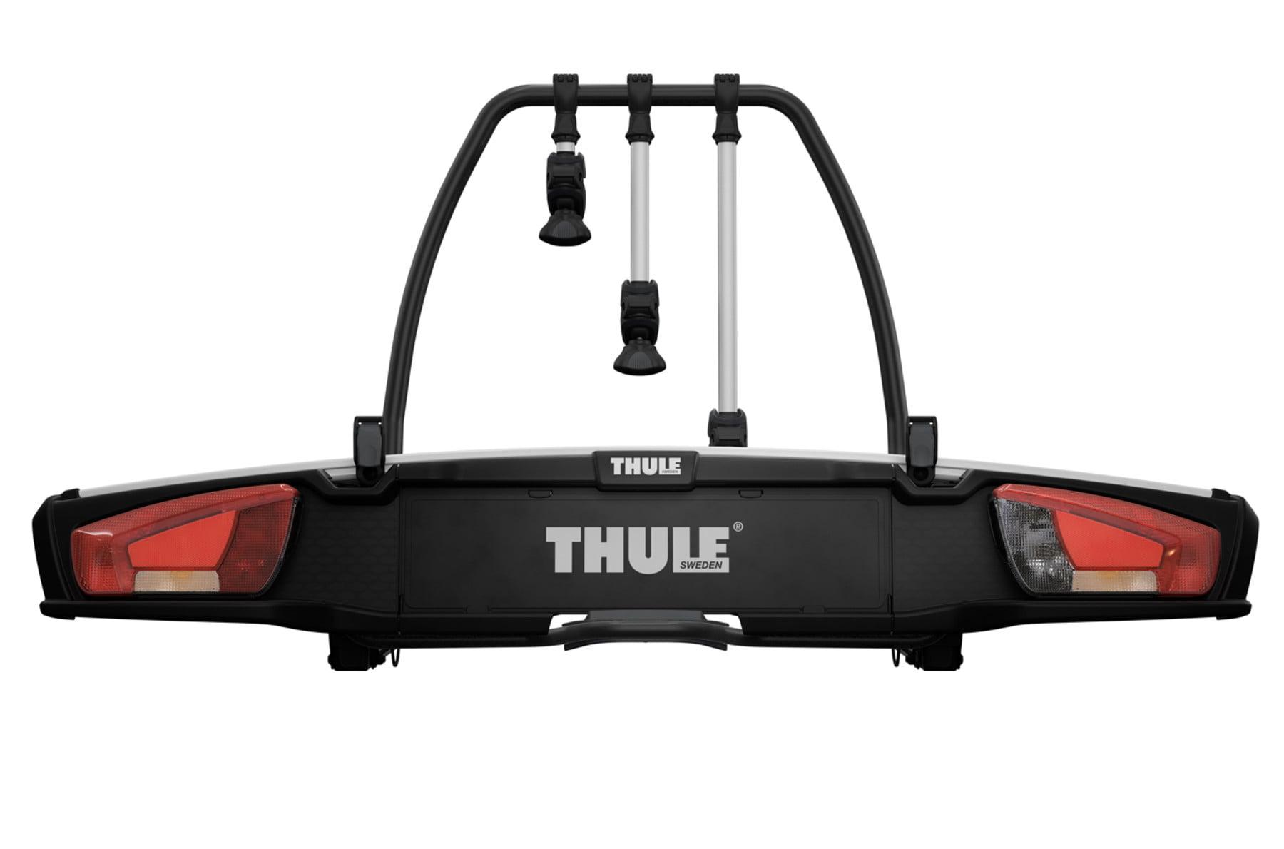 Suport pentru 3 biciclete Thule VeloSpace 939 XT3 cu prindere pe carligul de remorcare 4