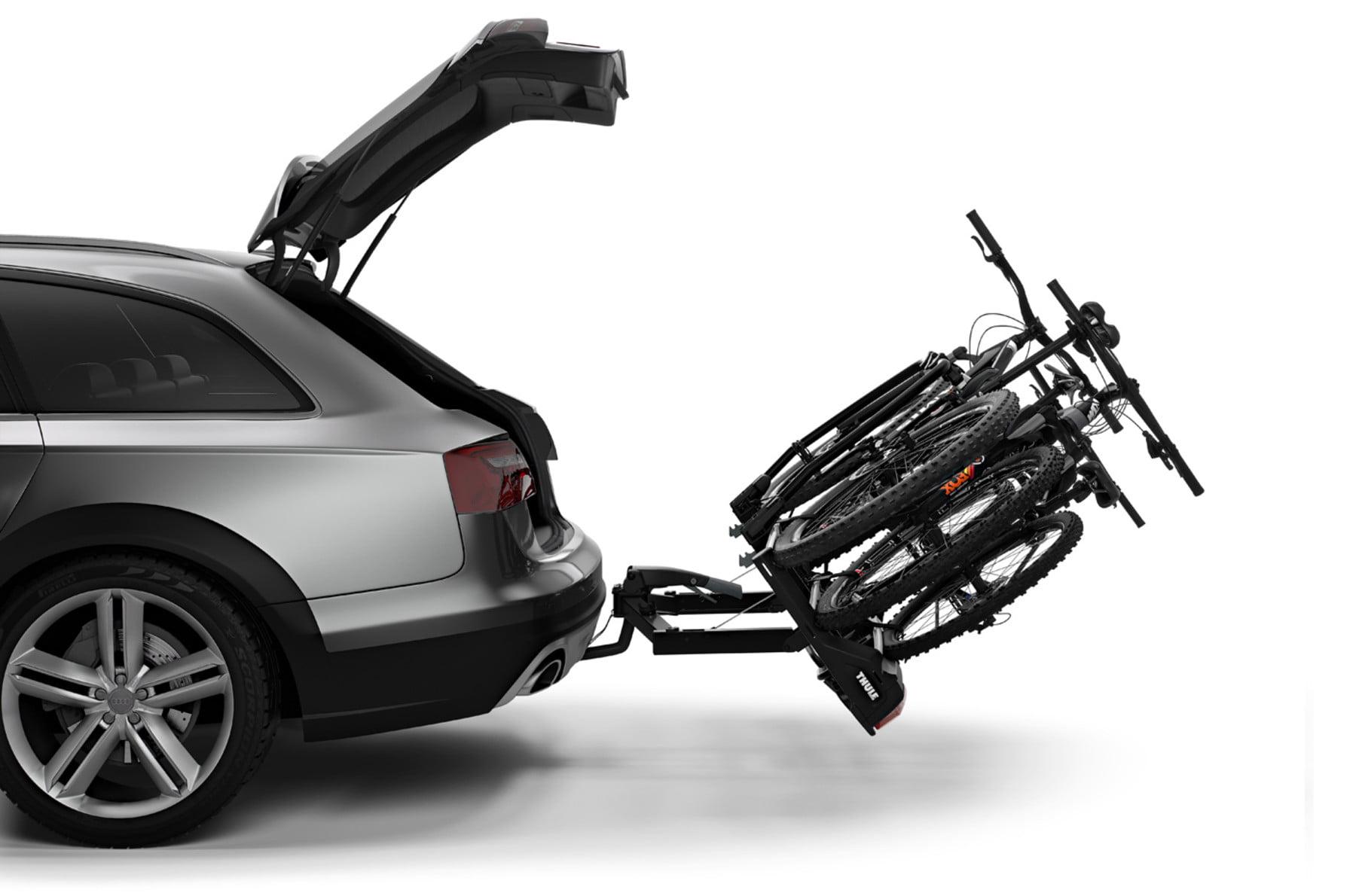 Suport pentru 3 biciclete Thule VeloSpace 939 XT3 cu prindere pe carligul de remorcare 5