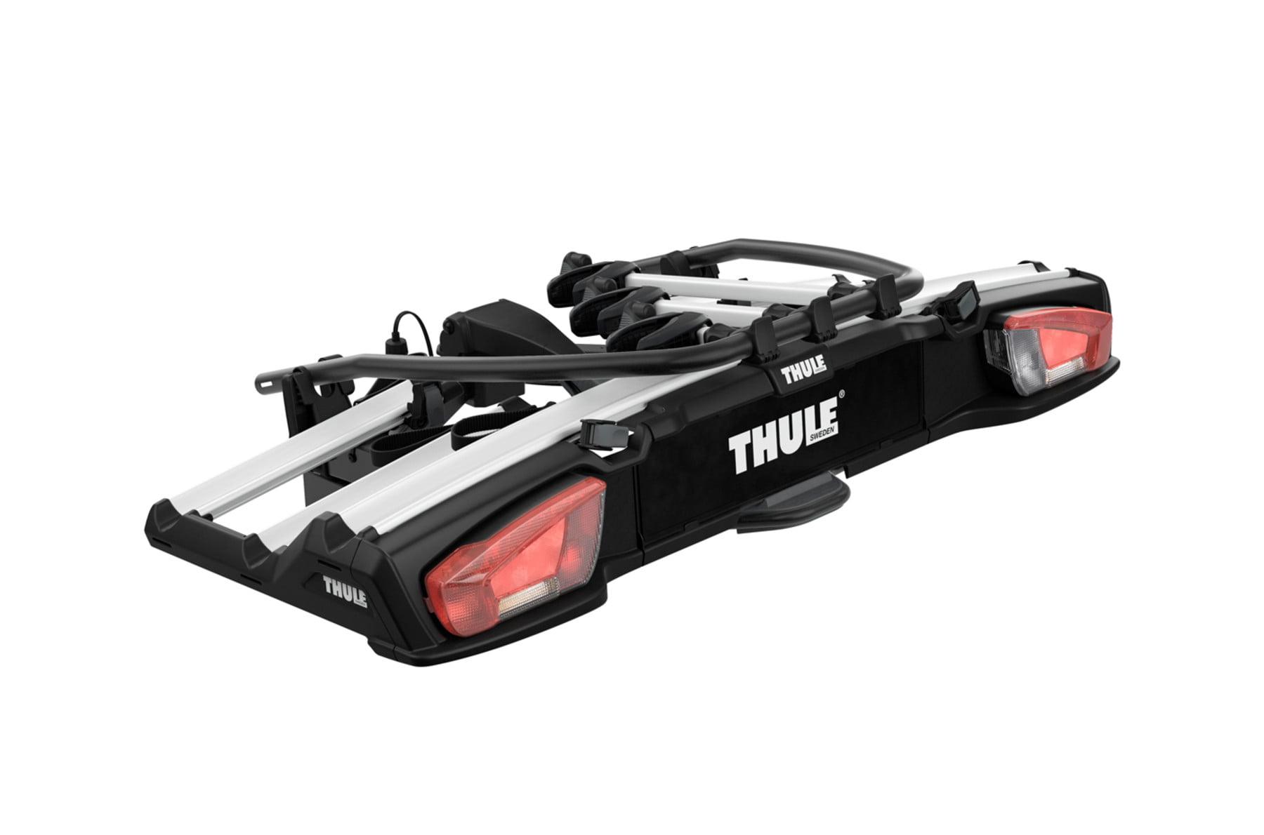 Suport pentru 3 biciclete Thule VeloSpace 939 XT3 cu prindere pe carligul de remorcare 9