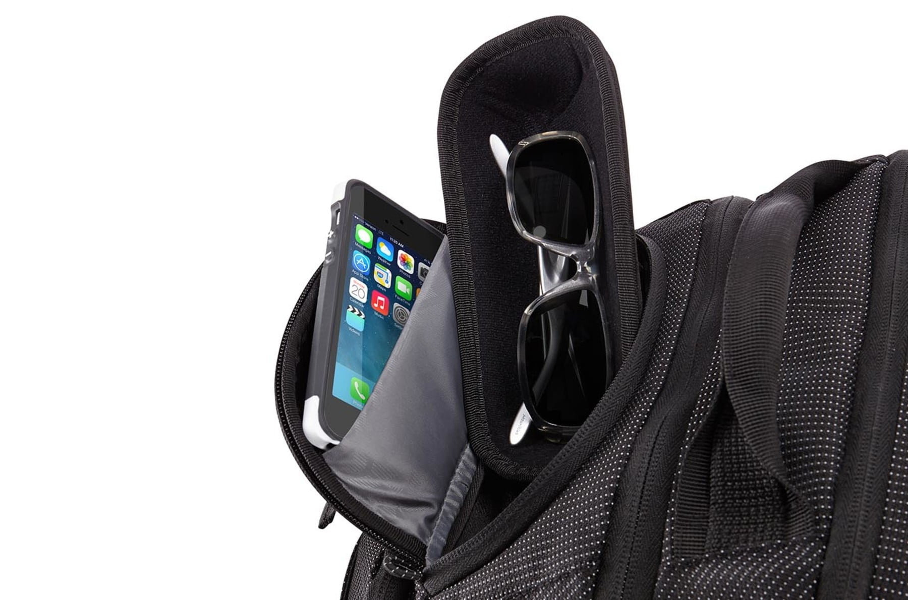 Thule Crossover Backpack 32L blac 4
