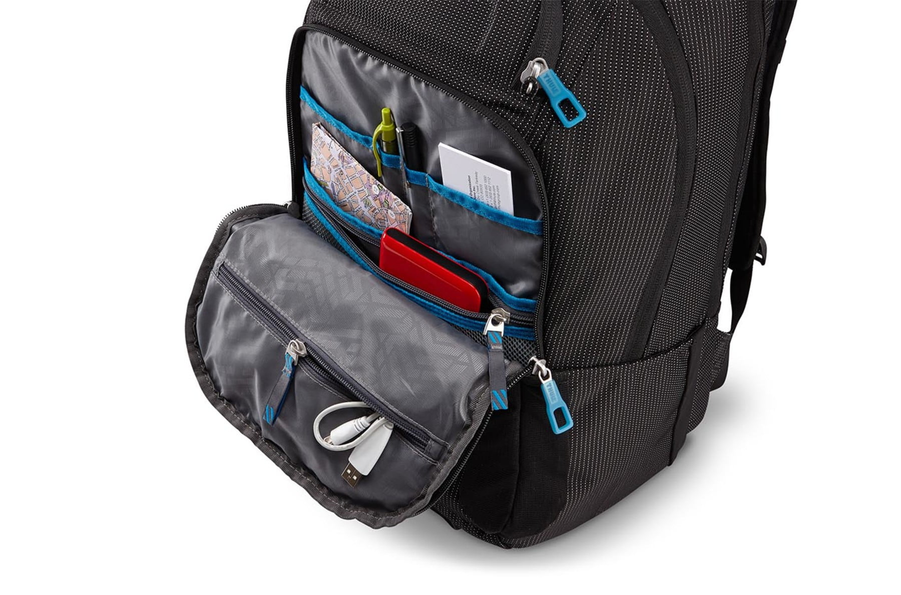 Thule Crossover Backpack 32L blac 6