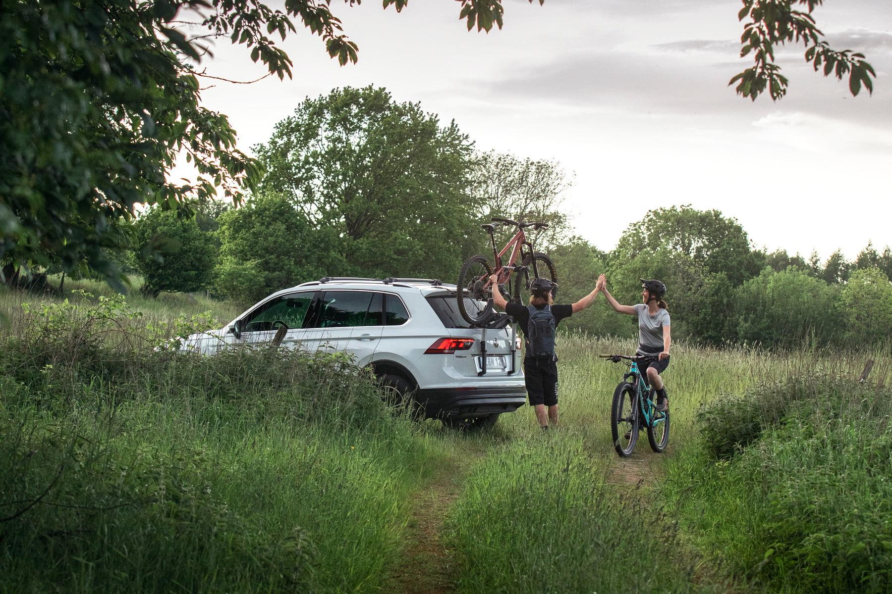 Thule OutWay Platform 2 suport biciclete cu prindere pe haion 3