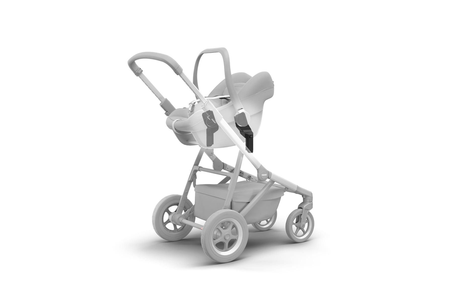 Thule Sleek Car Seat Adapter Maxi Cosi Adaptor pentru scaun de masina Maxi Cosi 1
